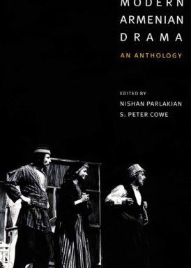 Modern Armenian Drama book cover