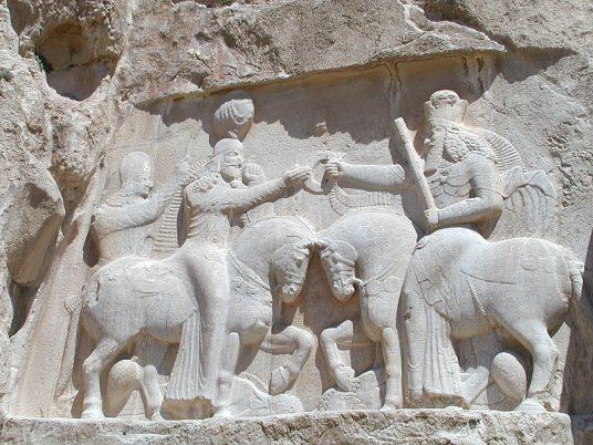 Sasanian Iran